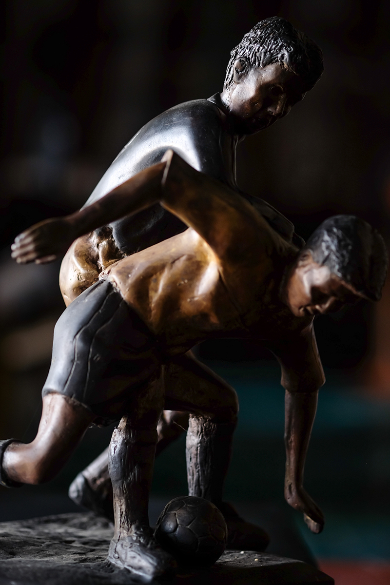 Extremely Rare Early 19C Bronze Burmese Buddha # CA1070